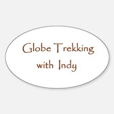 Globe Trekking w/Indy Decal