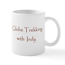 Globe Trekking w/Indy Mug