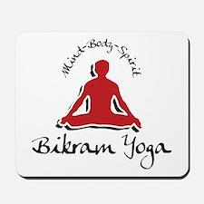 Bikram Yoga Mousepad
