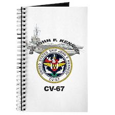 USS John F. Kennedy CV-67 Journal