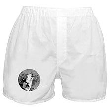 Howlin' Wolf Boxer Shorts