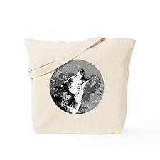 Howlin' Wolf Tote Bag