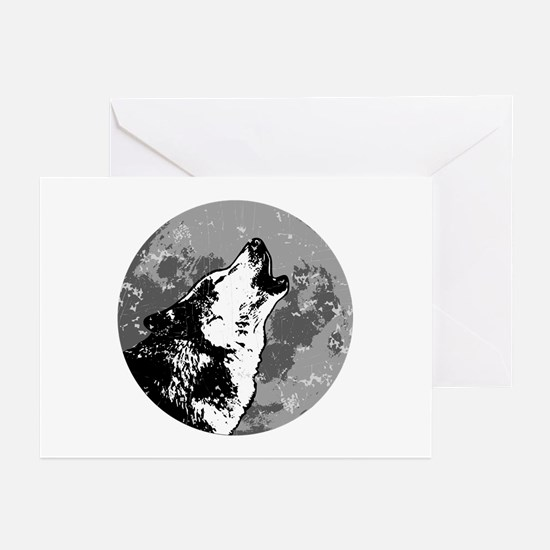 Howlin' Wolf Greeting Cards (Pk of 10)