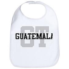 GT Guatemala Bib