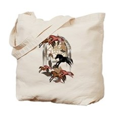 Dream Horses Tote Bag