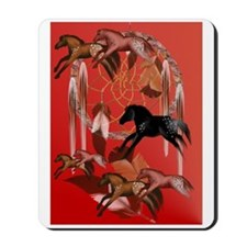 Dream Horses Mousepad