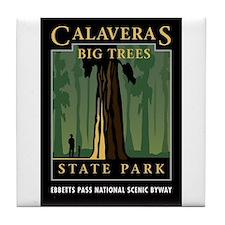 Calaveras Big Trees - Tile Coaster