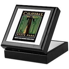 Calaveras Big Trees - Keepsake Box