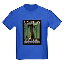 Calaveras Big Trees - T