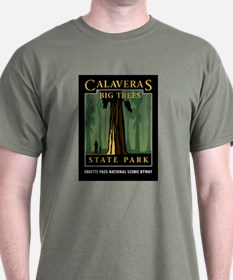 Calaveras Big Trees - T-Shirt