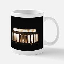 Lincoln Memorial Merchandise Mug