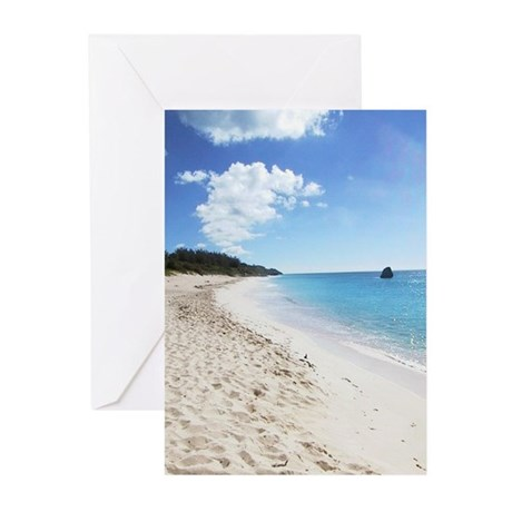 Bermuda Beach - Cards (Pk of 10)