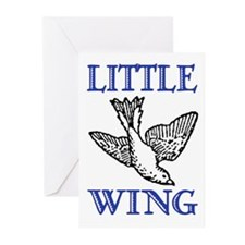 LITTLE WING Greeting Cards (Pk of 20)