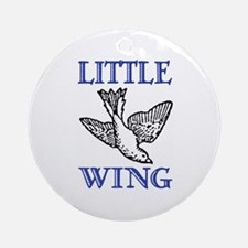 LITTLE WING Ornament (Round)