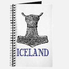 ICELAND (THOR'S HAMMER) Journal