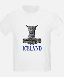 ICELAND (THOR'S HAMMER) T-Shirt