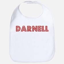 Retro Darnell (Red) Bib