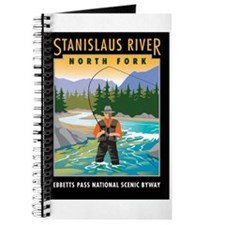 Stanislaus River - Journal