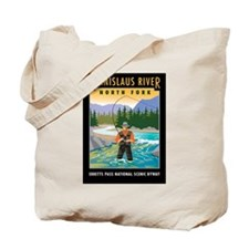 Stanislaus River - Tote Bag