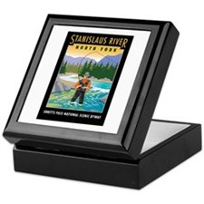 Stanislaus River - Keepsake Box