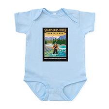 Stanislaus River - Infant Bodysuit