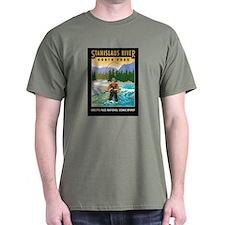 Stanislaus River - T-Shirt