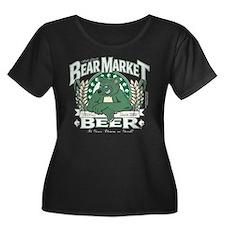 Bear Market Beer T