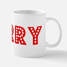 Retro Darry (Red) Mug