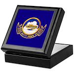 USS Kitty Hawk CV-63 Keepsake Box