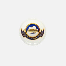 USS Kitty Hawk CV-63 Mini Button (10 pack)