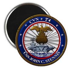 USS John C. Stennis CVN-74 Magnet