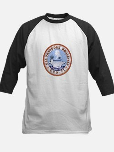 USS Theodore Roosevelt CVN-71 Kids Baseball Jersey
