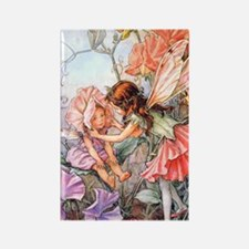 SWEET PEA FAIRY II Rectangle Magnet