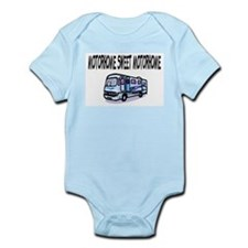 Motorhome Sweet Motorhome Infant Bodysuit