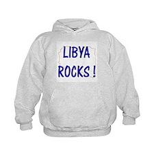Libya Rocks ! Hoodie