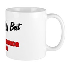 """The World's Best Maintenance Man"" Mug"