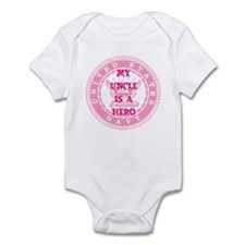 Pink Infant Bodysuit