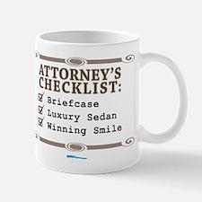 Checklist #1 Mug