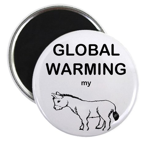 global warming my ass