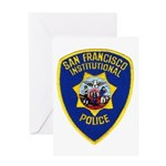 SF Institutional PD Greeting Card