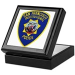 SF Institutional PD Keepsake Box