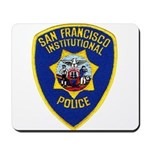 SF Institutional PD Mousepad