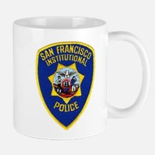 SF Institutional PD Mug