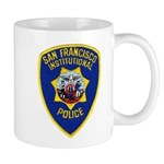 SF Institutional PD Mug