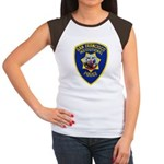 SF Institutional PD Women's Cap Sleeve T-Shirt