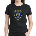 SF Institutional PD Women's Dark T-Shirt