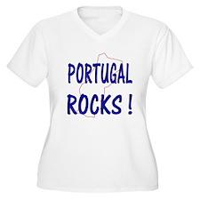 Portugal Rocks ! T-Shirt