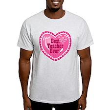 Voted Best Teacher EVER T-Shirt