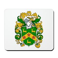 Robinson Family Crest Mousepad