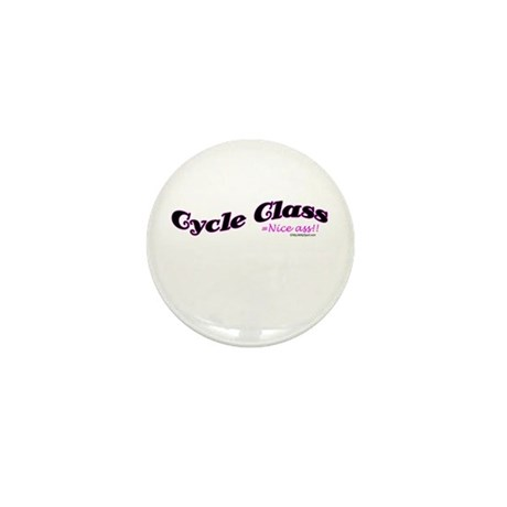Cycle Class Mini Button (100 pack)